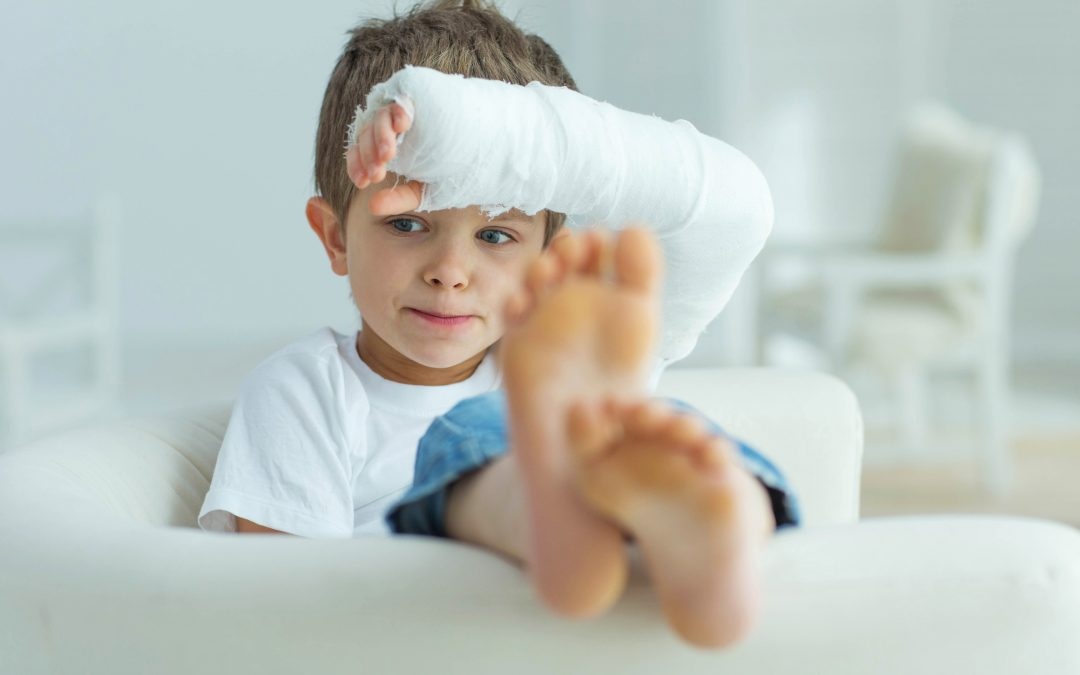 Personal Injury Claims on the Behalf of Minors